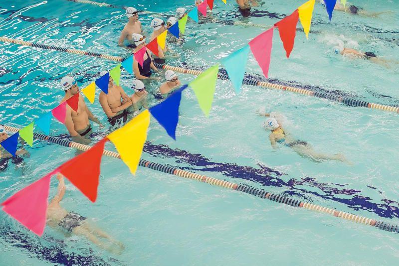 Спортивную программу проведут в бассейне в Сосенском