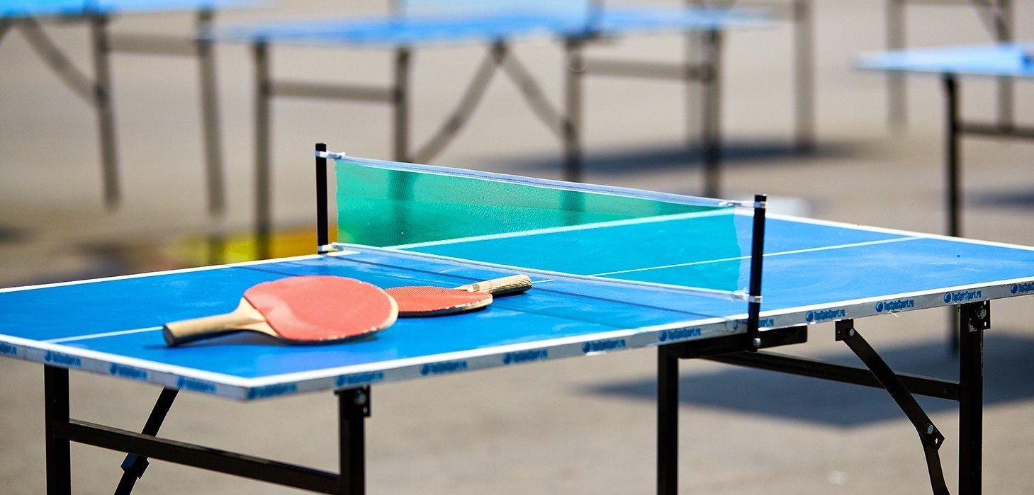 Жители Михайлово-Ярцевского выступили на турнире по настольному теннису
