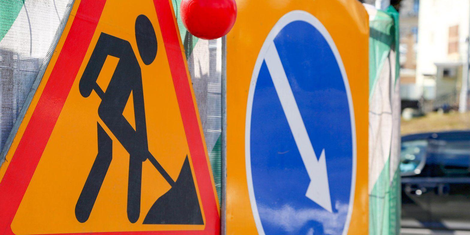 Дорожное покрытие расширили в Щербинке
