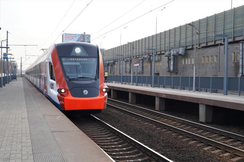 Почти 100 млн рублей сэкономили пассажиры МЦД