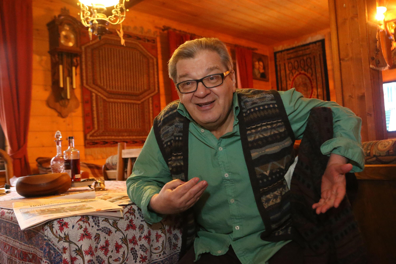 Александр Беляев: Телевидение меня сильно изменило