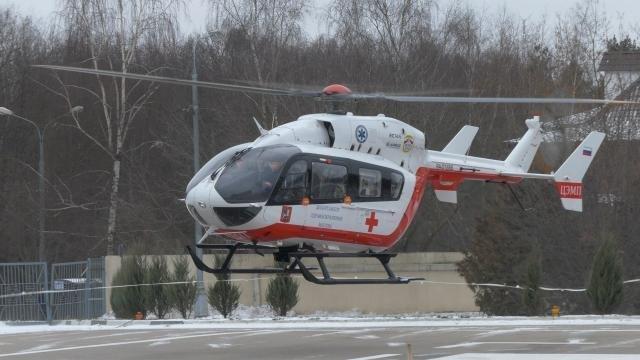 В санитарной авиации Москвы появится больше пилотов