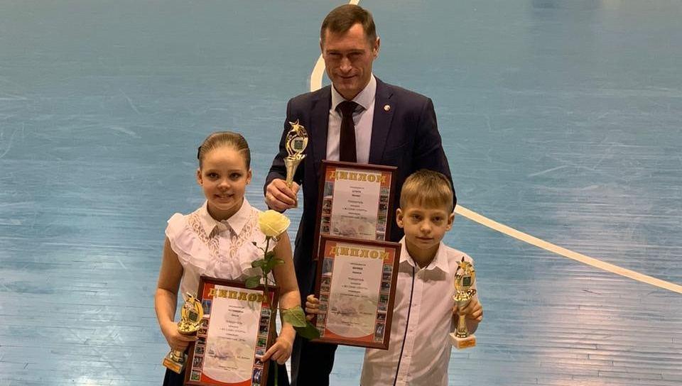 Звание «Спортсмен года — 2019» присвоили гимназистам из Троицка