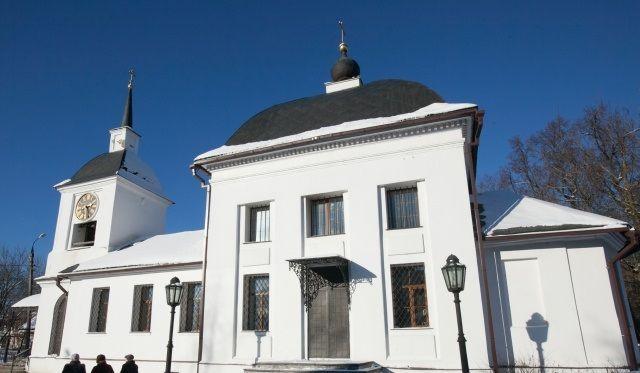 Выставку «Духовные светочи России» откроют в Щаповском