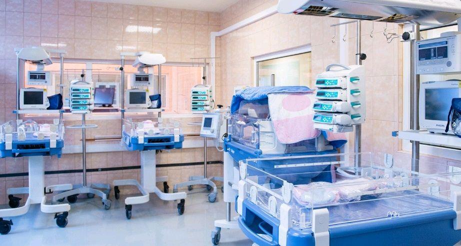 В больнице №24 родители смогут наблюдать за новорожденными онлайн