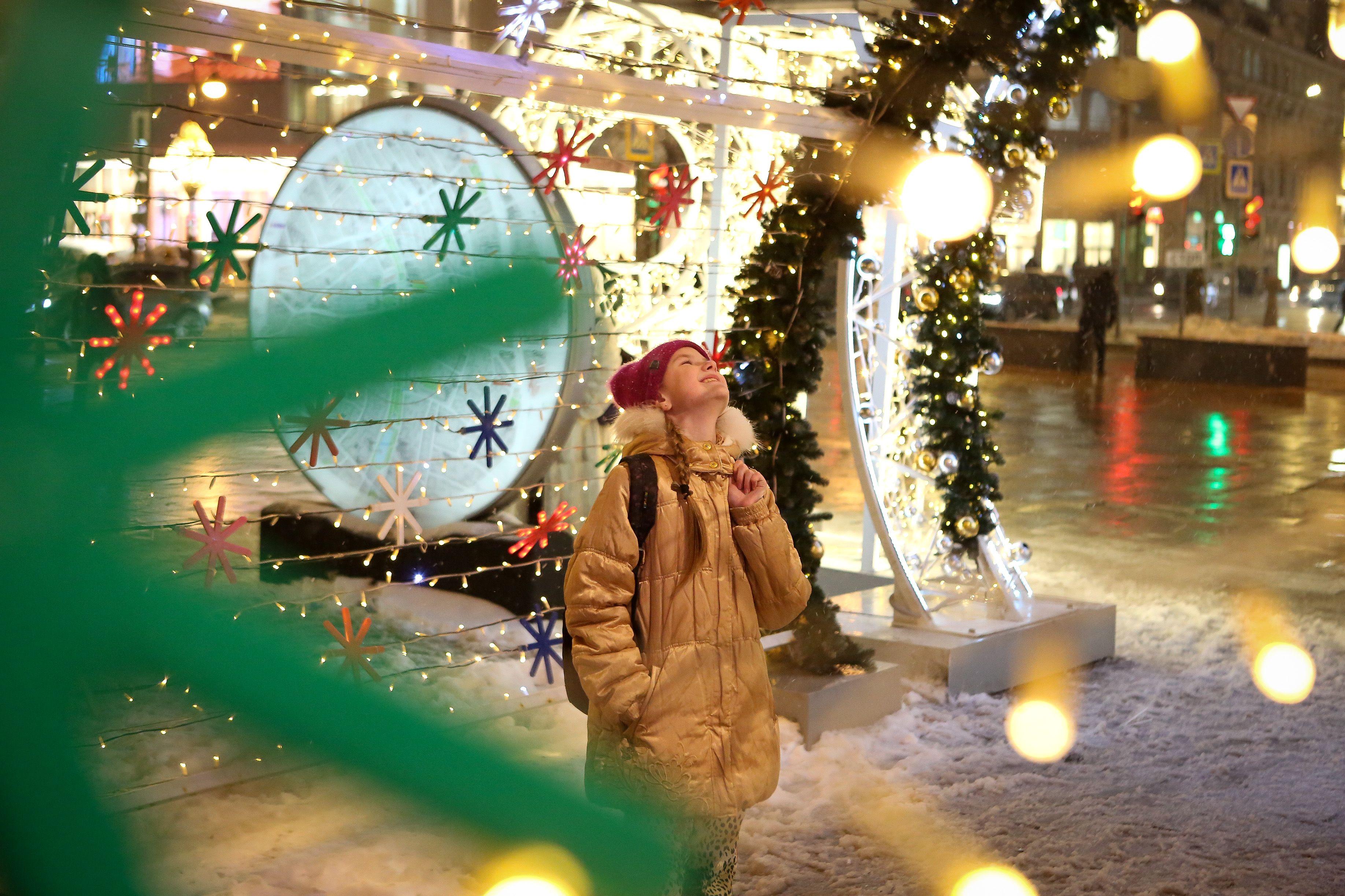 Москвичам пообещали аномально теплое начало февраля