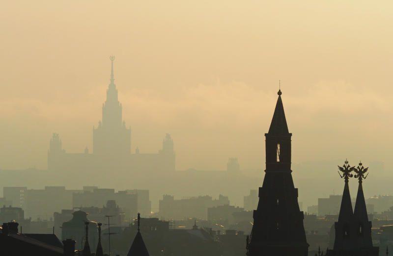 Жителей Москвы предупредили о «желтом» уровне погодной опасности