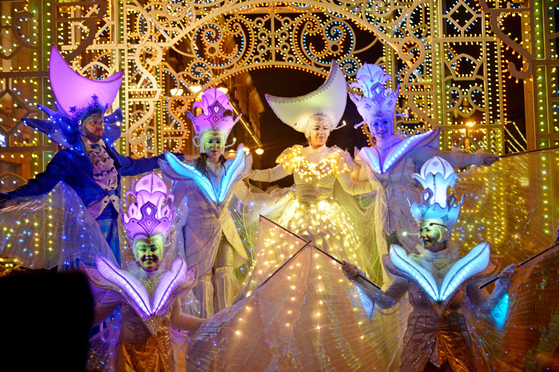 Москвичей пригласили на театрализованные постановки на Сиреневом бульваре