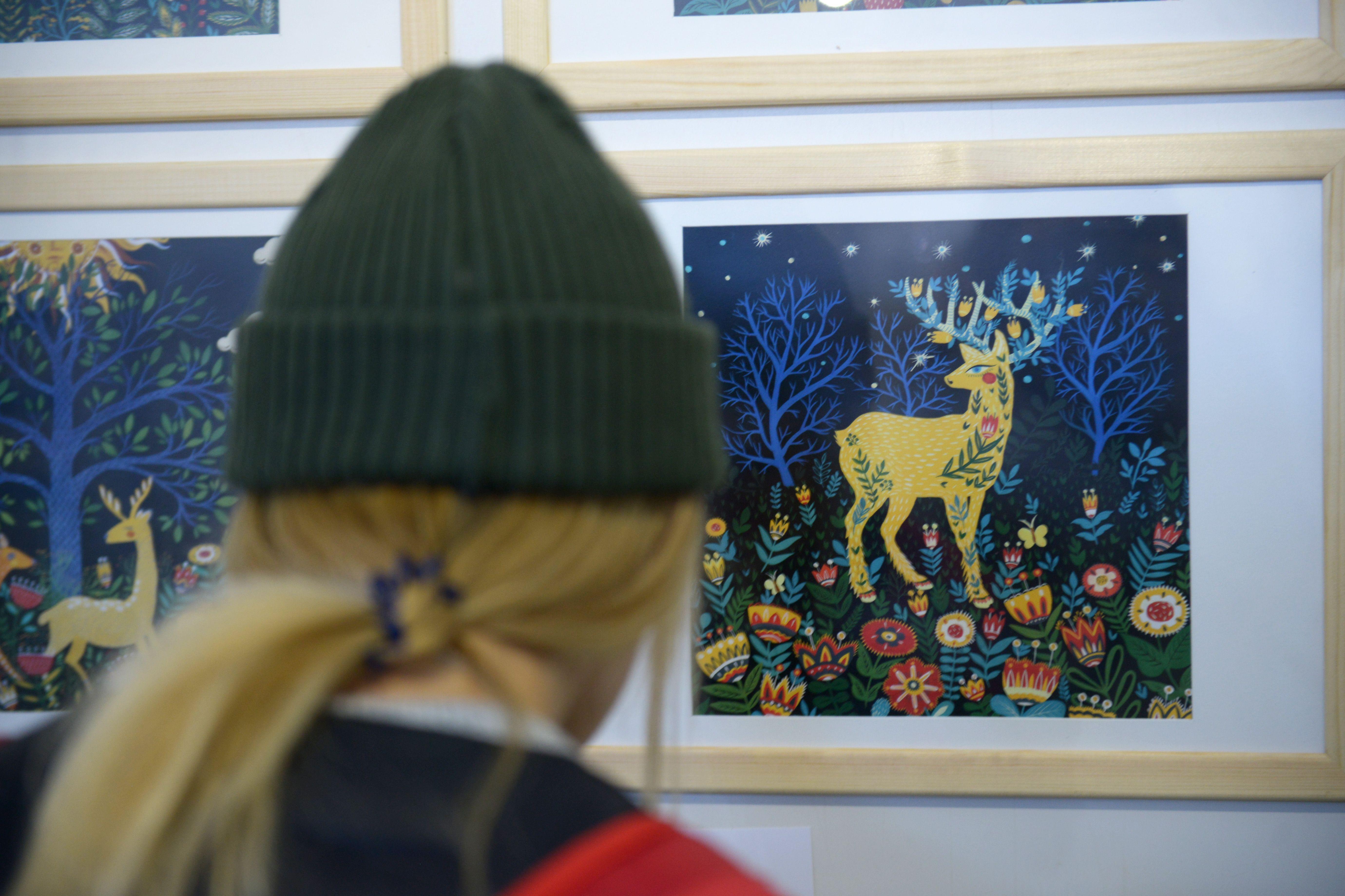 Детскую школу искусств Воскресенского представили на международном конкурсе