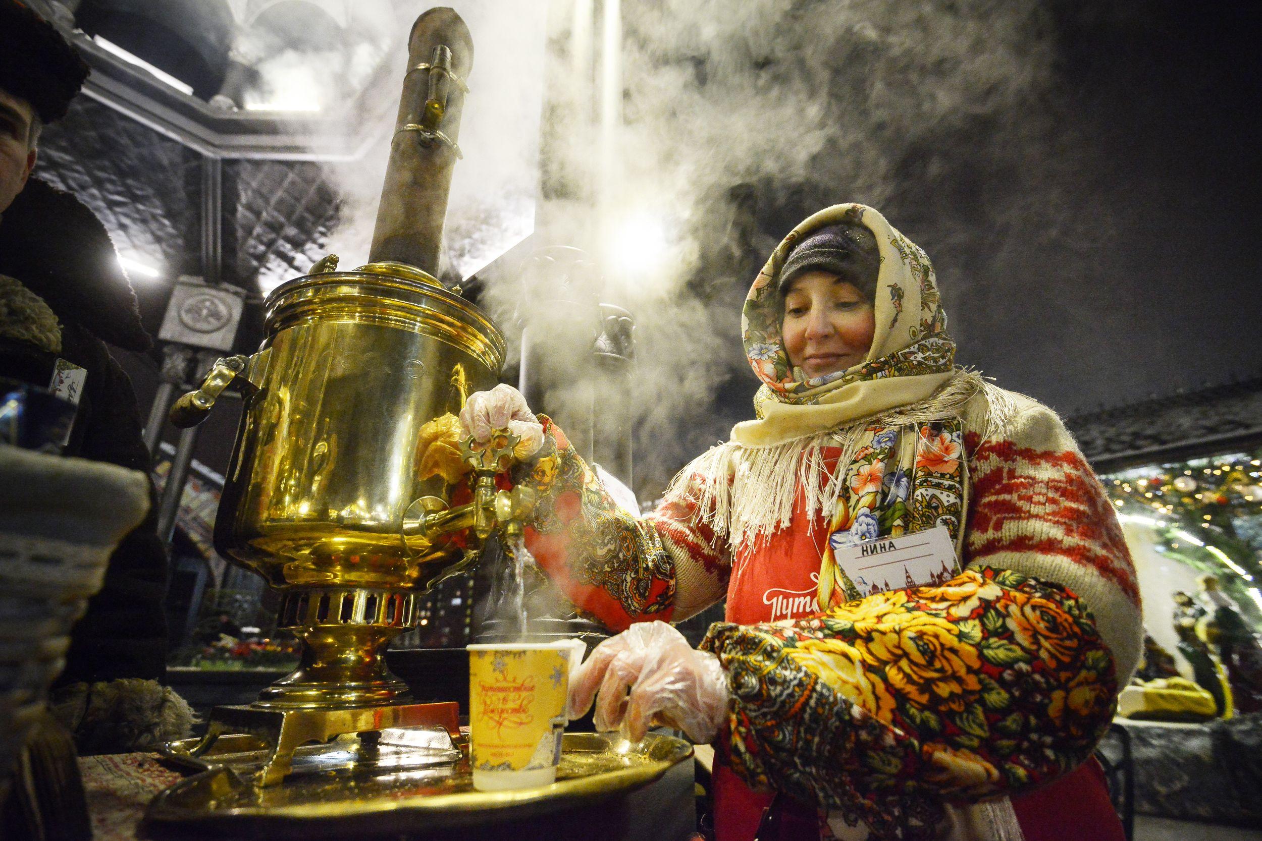 Москвичам рассказали о конце фестиваля «Путешествие в Рождество»