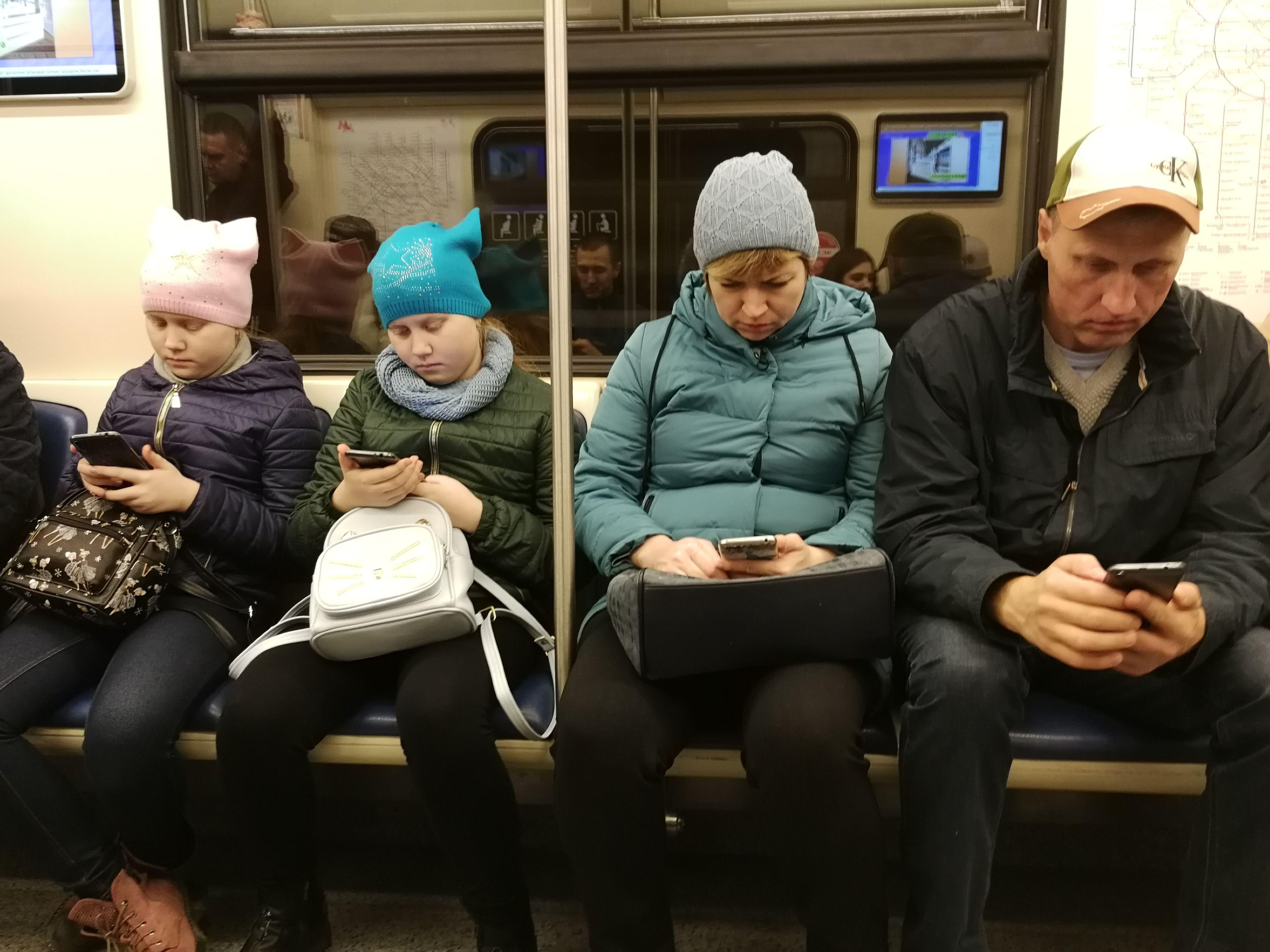 Скорость Wi-Fi в Московском метрополитене увеличится до 200 мегабит в секунду