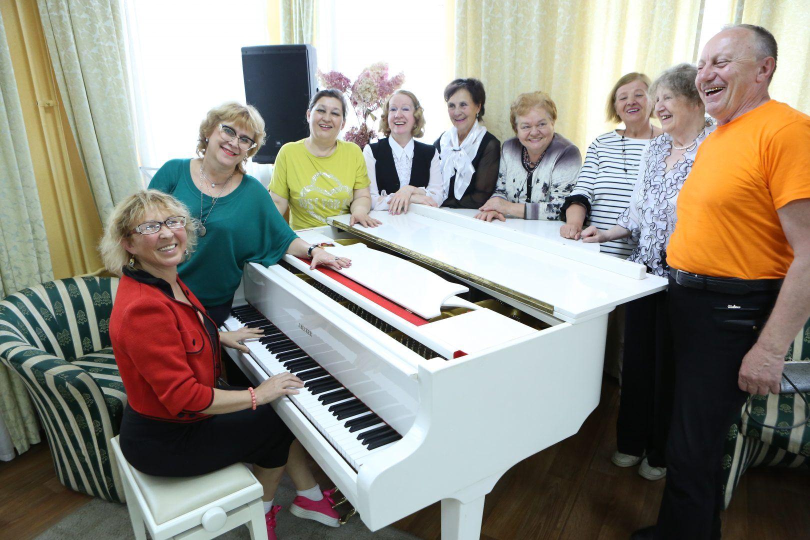Москвичей пригласили на бесплатные мероприятия в центры соцобслуживания.Фото: архив, «Вечерняя Москва»