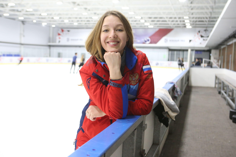 Александра Чистякова. Фото: Виктор Хабаров
