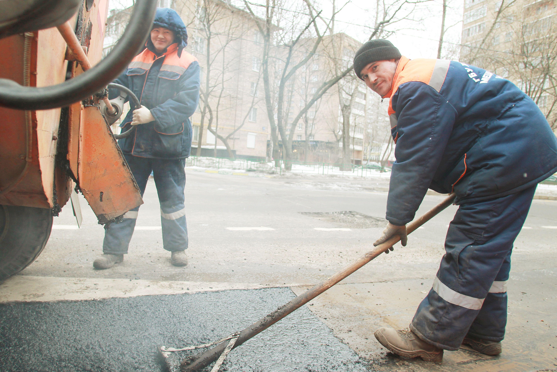 Итоги дорожного ремонта за 2019 год подвели в Воскресенском