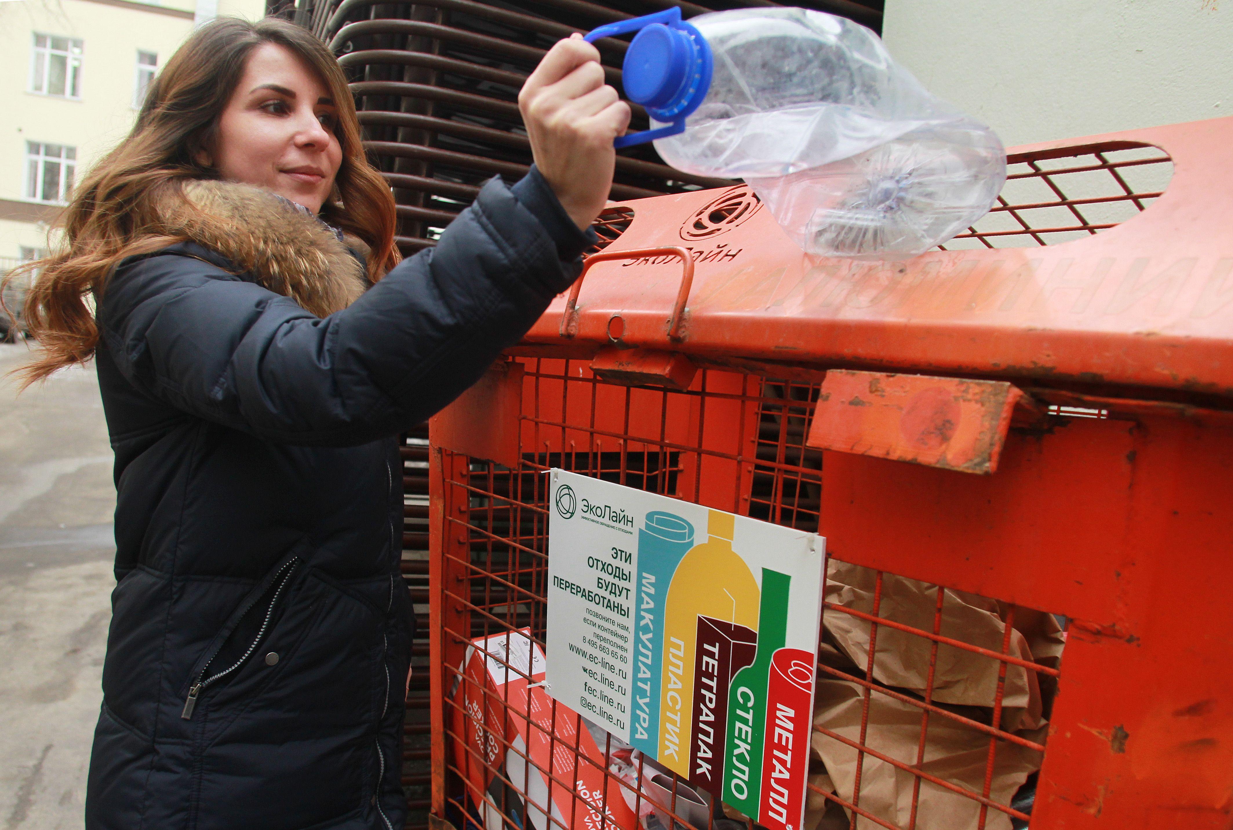 Новые правила по сбору мусора ввели в Сосенском