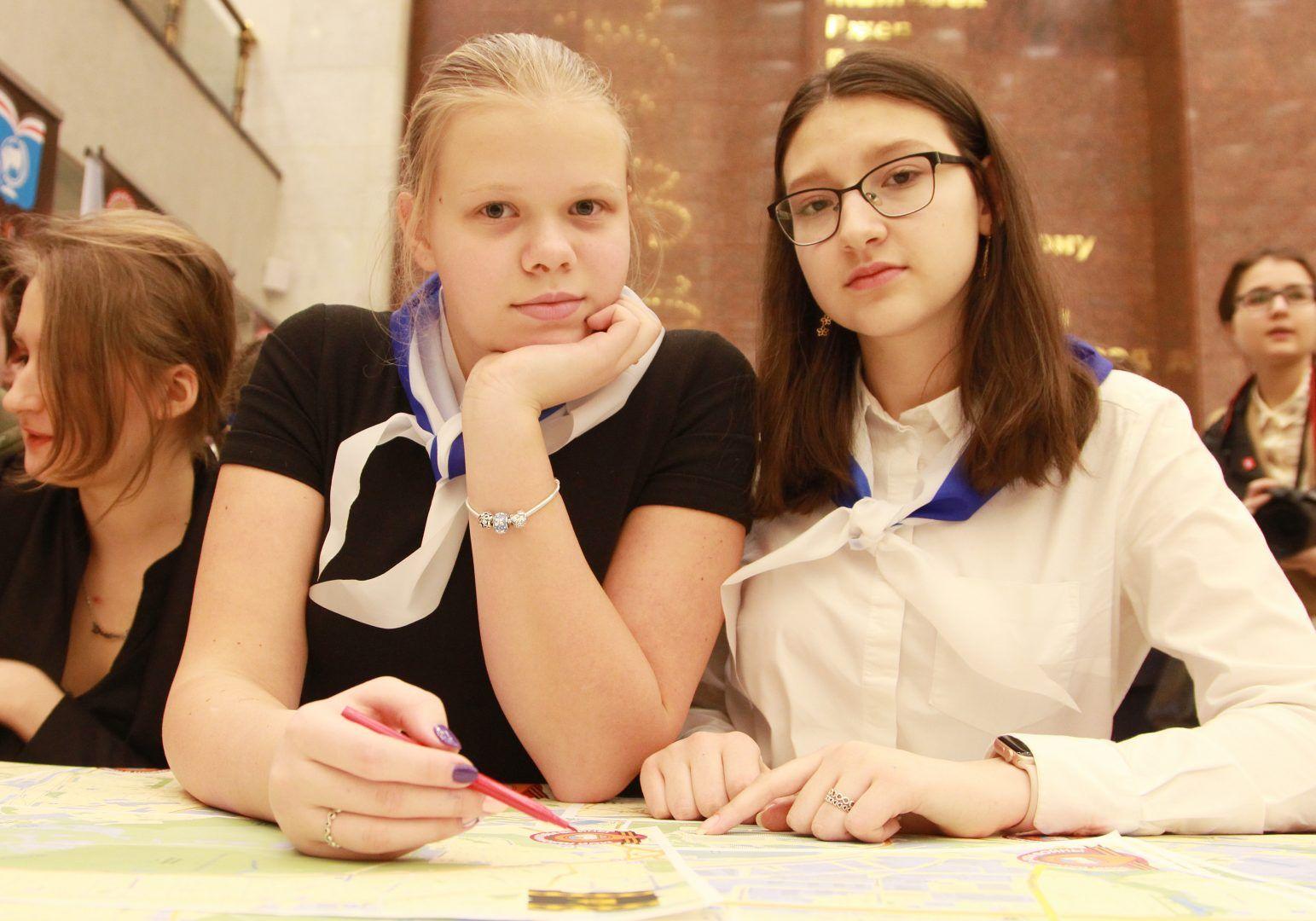 Патриотическое занятие организуют для подростков в Щаповском. Фото: Наталия Нечаева