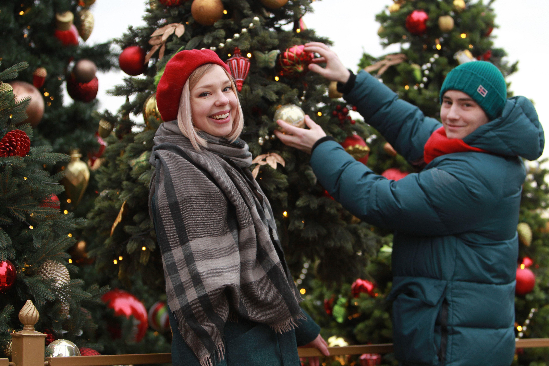 Москвичей угостят чешским трдельником на Рождество