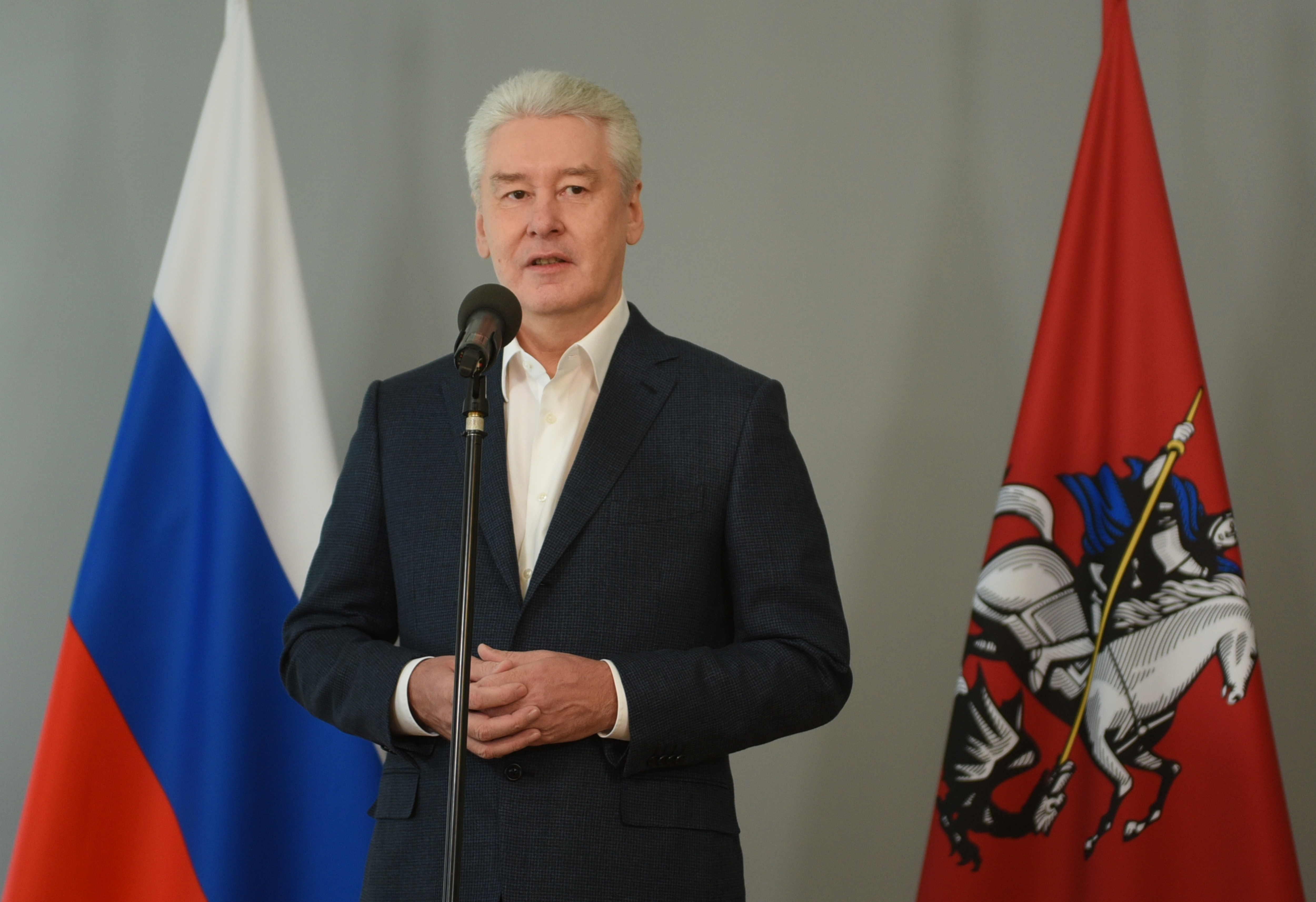 Собянин рассказал о ходе программы «Мой район» в Чертанове Центральном