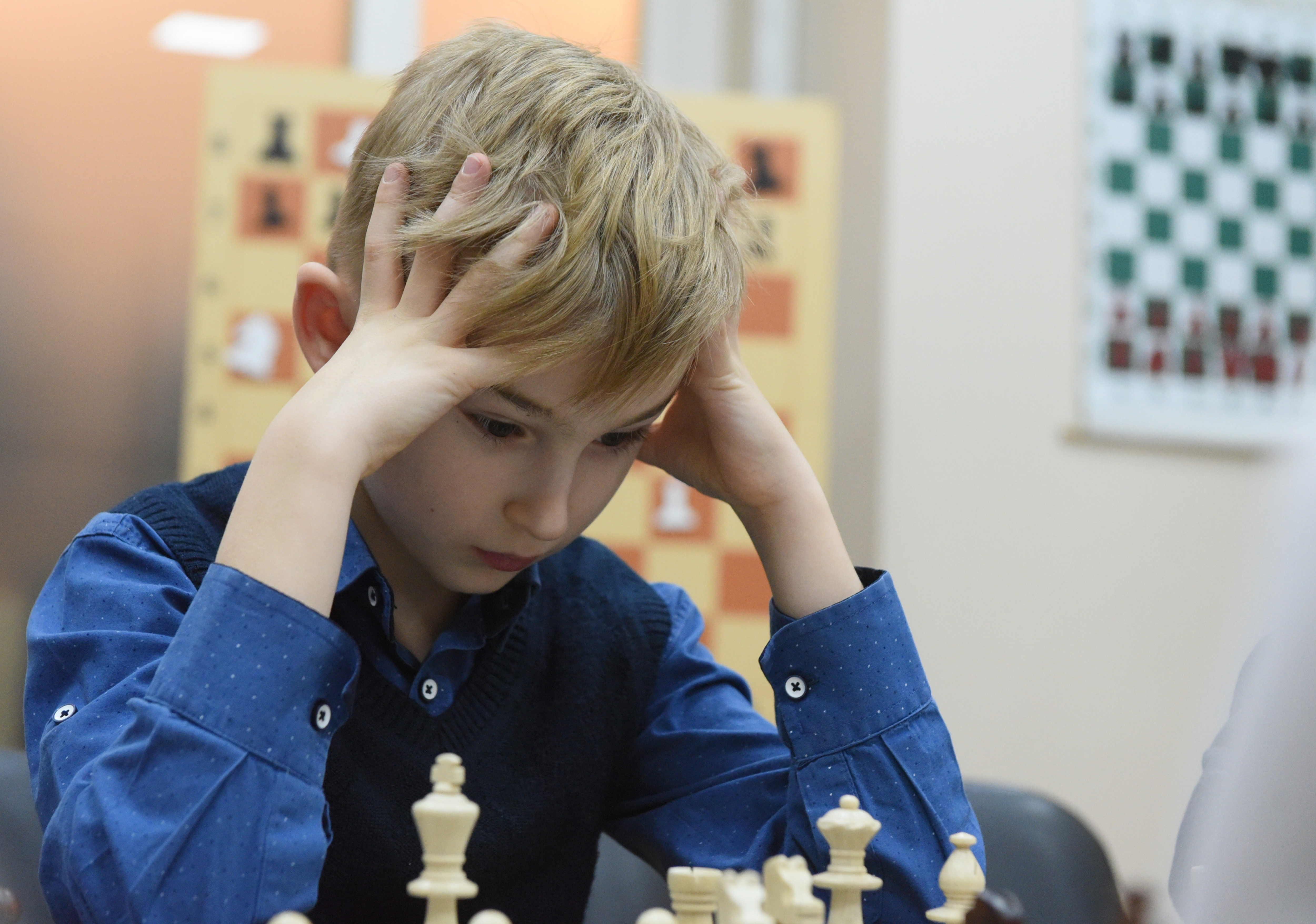 Жителей Воскресенского пригласили на рождественский турнир по шахматам