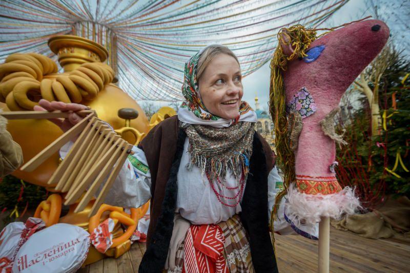 Фестиваль «Московская Масленица» открыл прием заявок