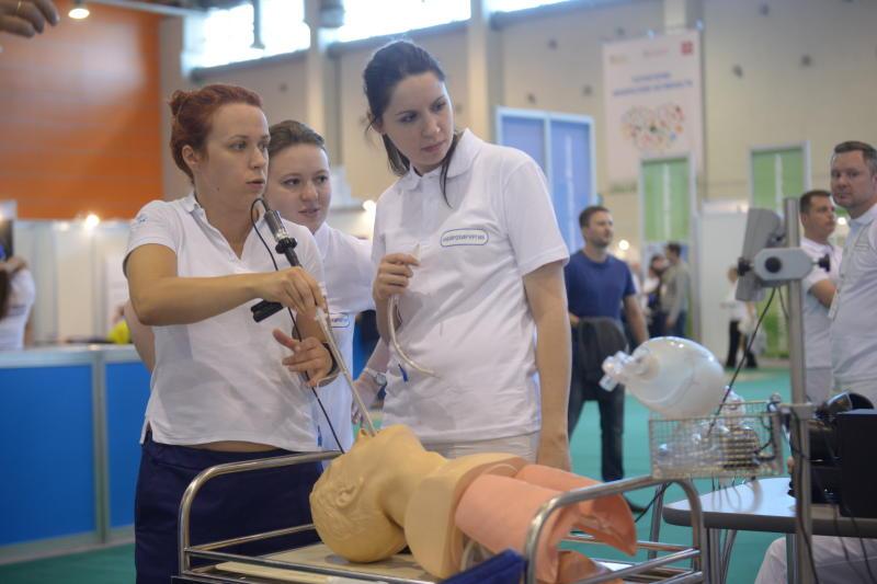 Лучших врачей наградили на XVIII Ассамблее «Здоровая Москва»