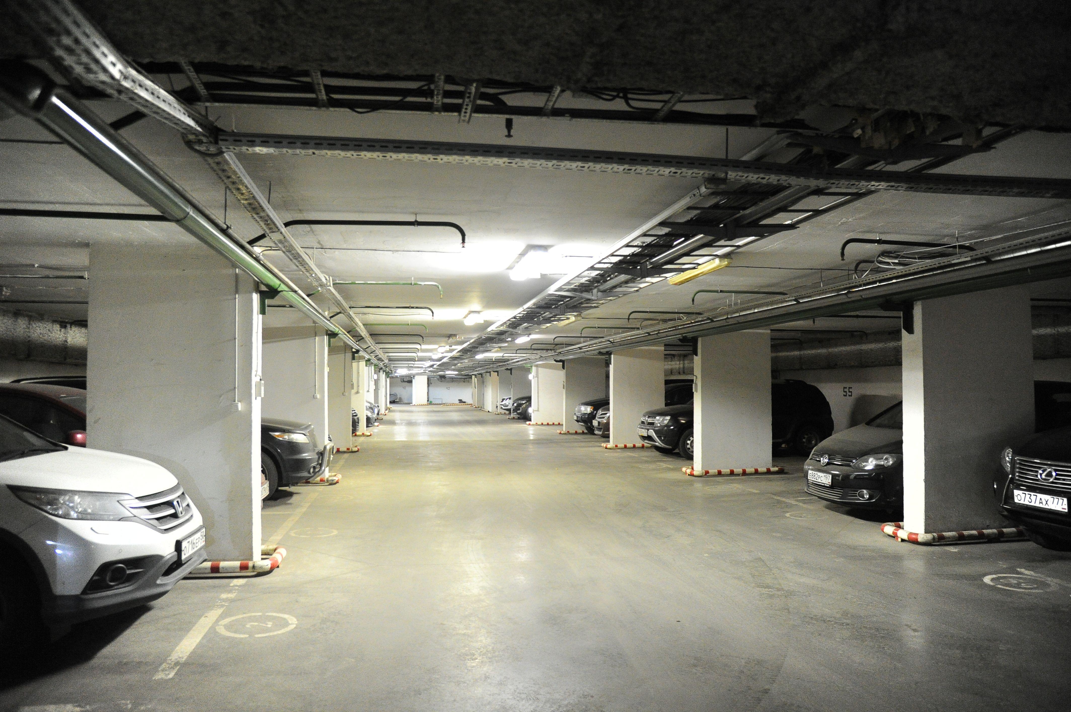 Шестиэтажный паркинг построят в Новой Москве