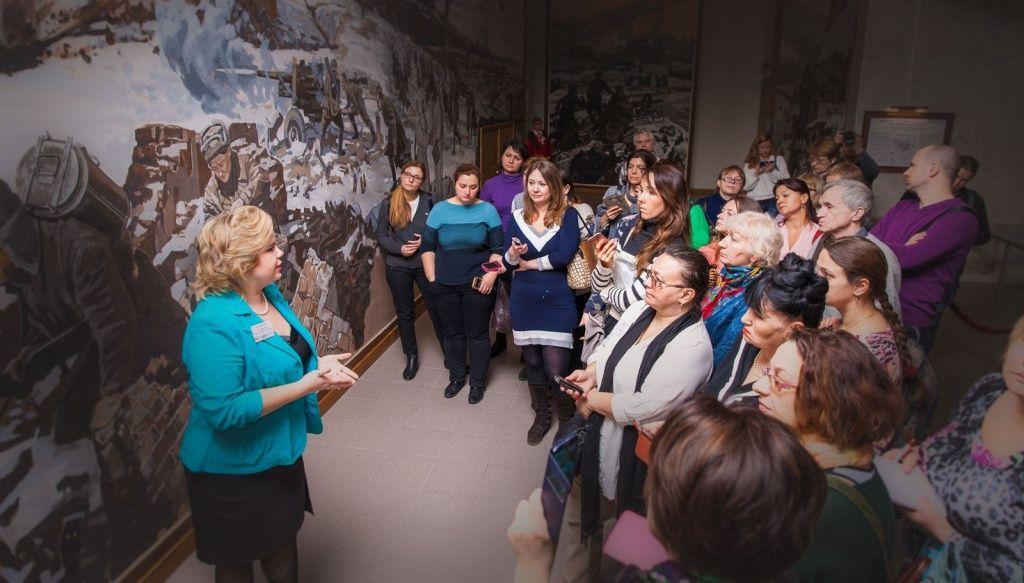 Активисты Совета ветеранов Краснопахорского посетят Музей Победы
