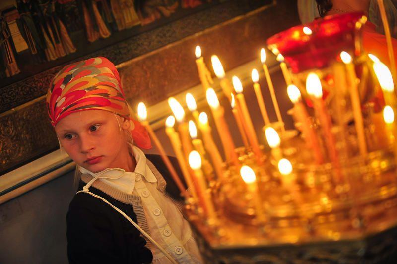Сотрудники Дома культуры «Первомайское» организовали праздник в честь Рождества