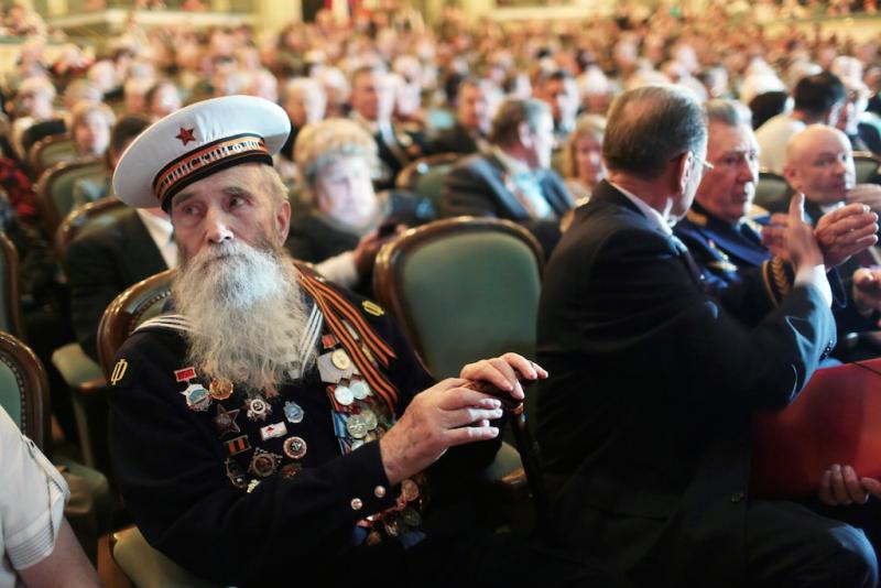 Организаторы приурочат мероприятие к празднованию 75-летней годовщины Победы в Великой Отечественной войне. Фото: архив, «Вечерняя Москва»