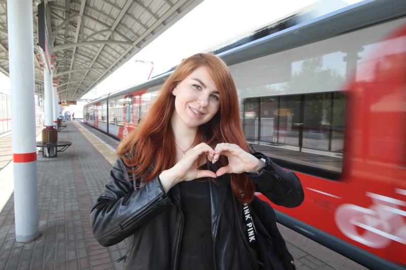 Все чаще москвичи выбирают МЦК. Фото: Екатерина Якель, «Вечерняя Москва»