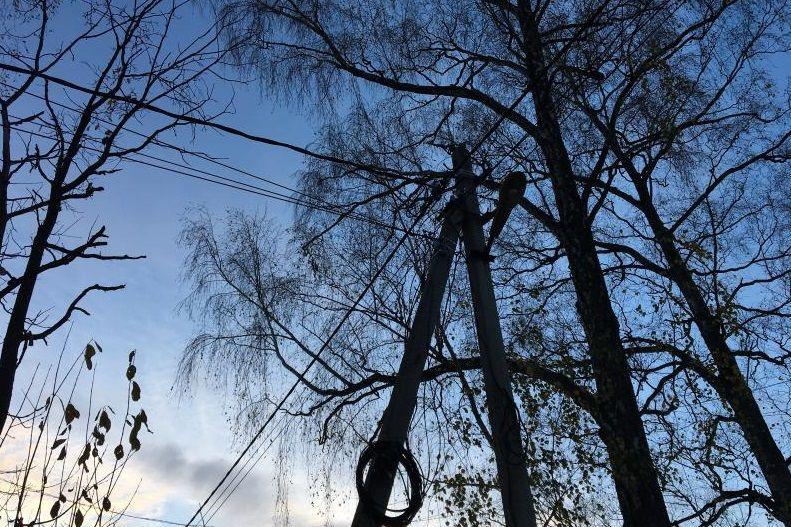 Последний этап установки фонарей стартовал в Михайлово-Ярцевском