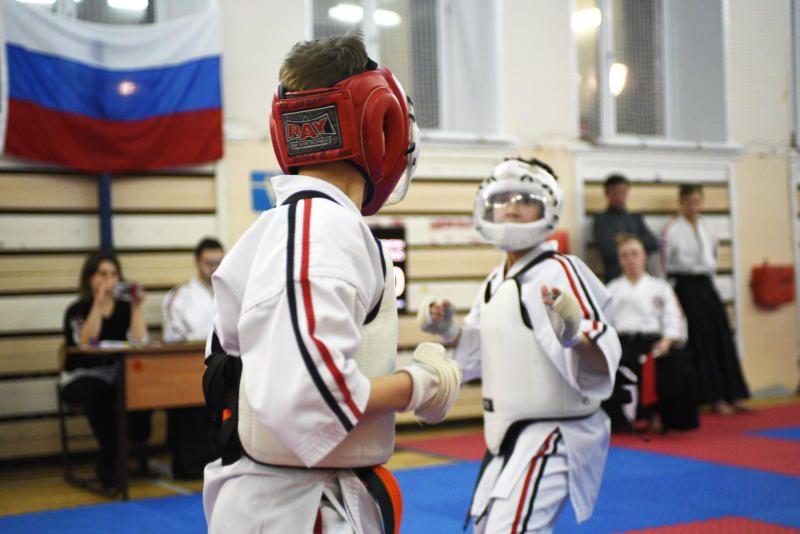 Спортсмены из Десеновского выиграли Московский турнир по армейскому рукопашному бою