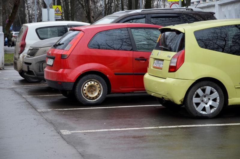 Новый тип парковок введут в Москве