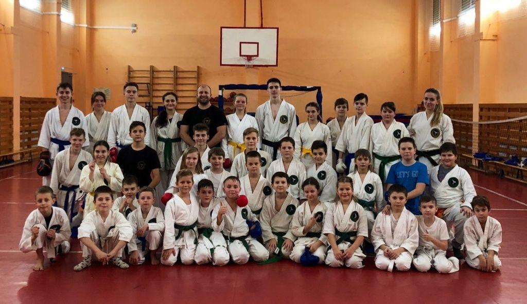 Юные спортсмены из Щербинки поучаствуют в аттестации на получение квалификации