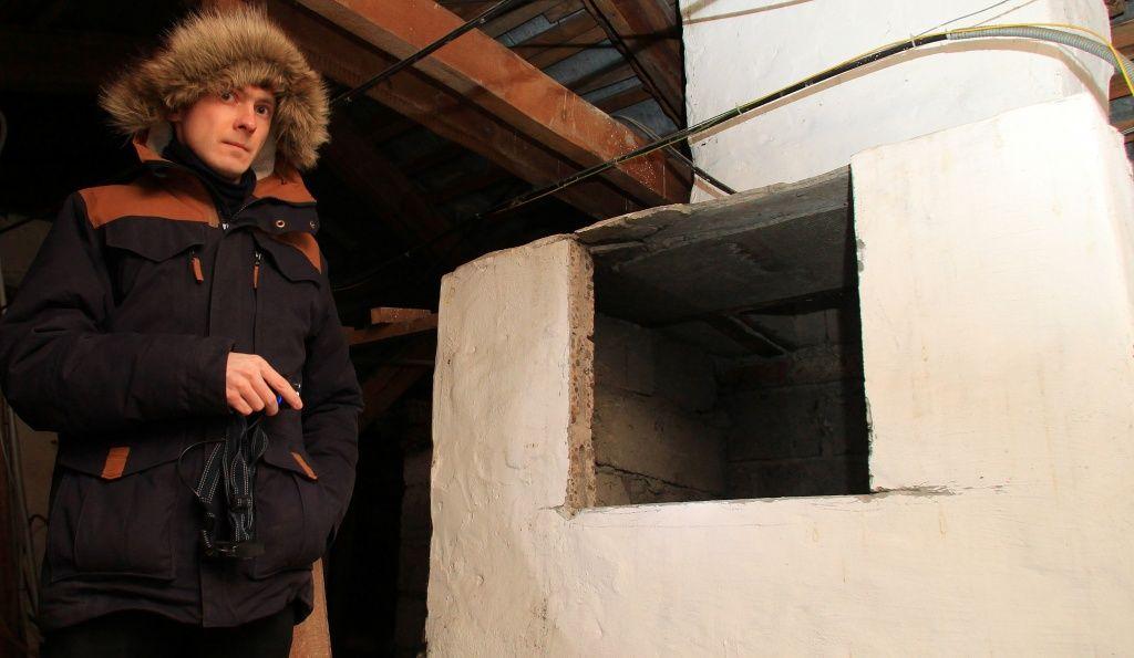 Рейд по техническим помещениям провели в Михайлово-Ярцевском