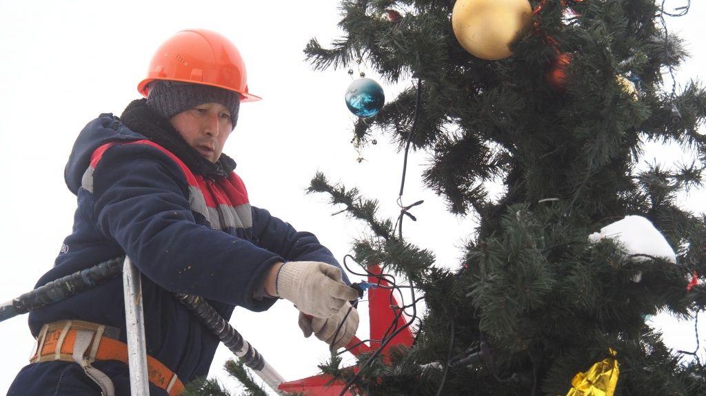 Демонтаж новогодней ели проведут в Новофедоровском