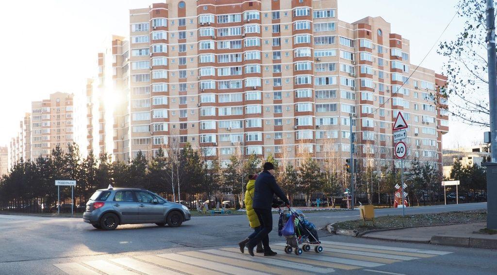 Дорожное покрытие восстановили в Рязановском