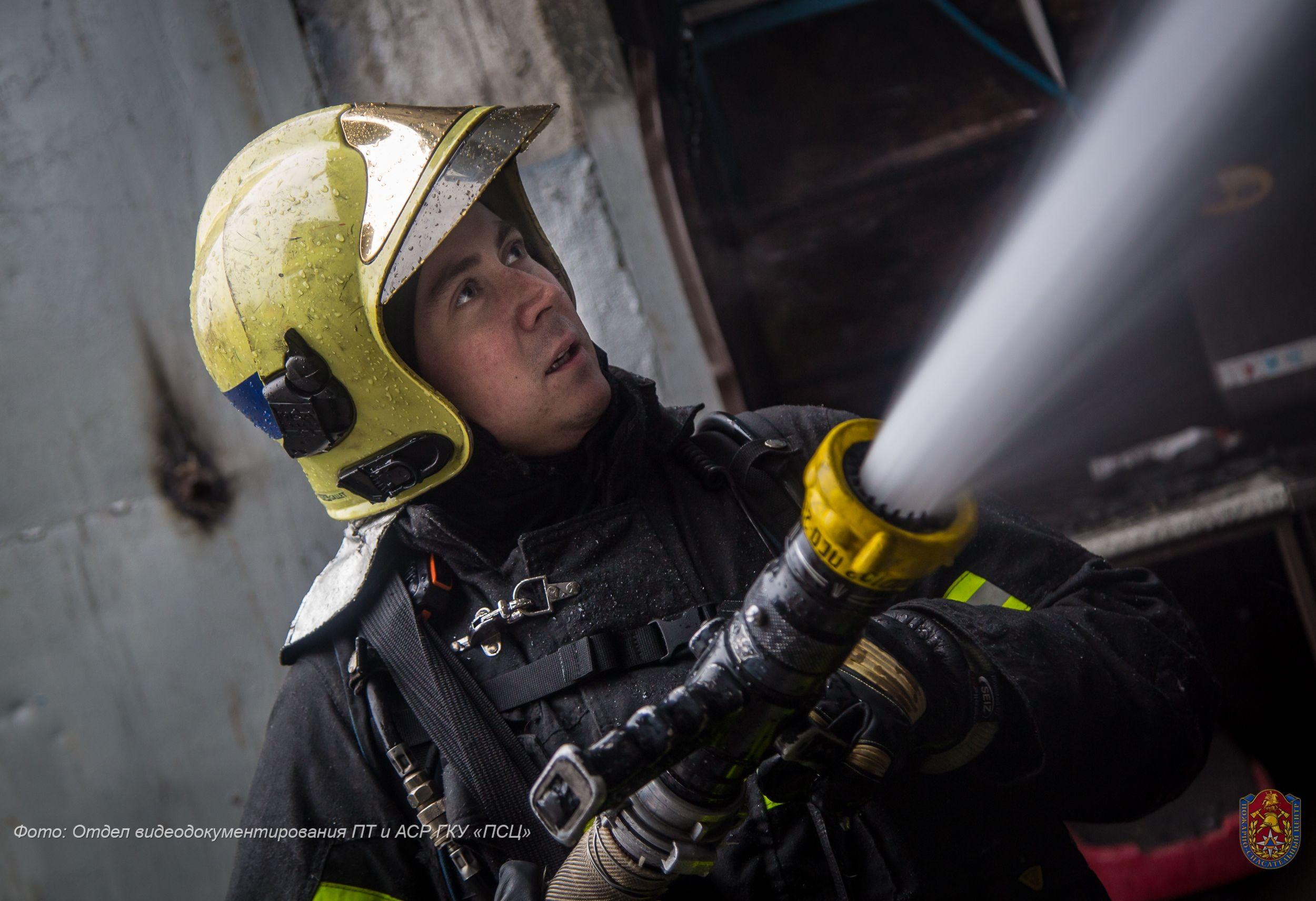Более 200 спасенных жизней – московские пожарные подвели итоги 2019