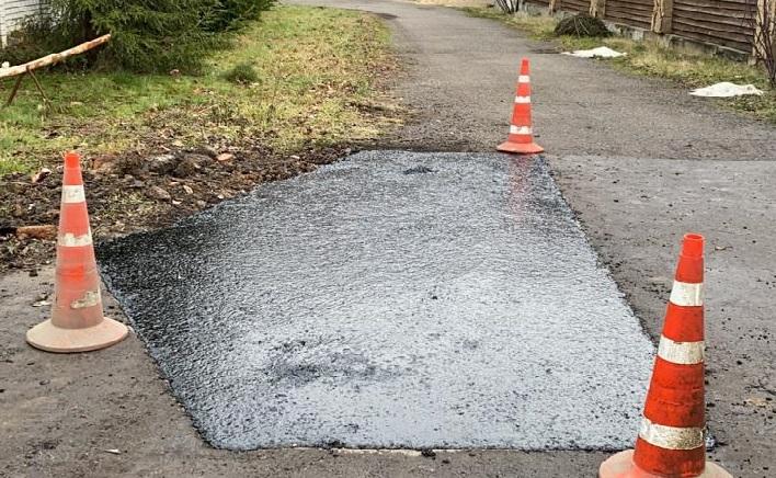 Локальный ремонт дорог организуют в Воскресенском