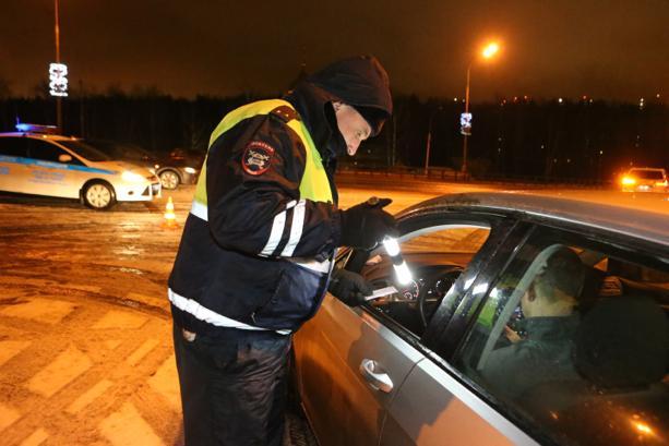 На территории ТиНАО сотрудники Госавтоинспекции провели профилактическое мероприятие «Нетрезвый водитель»