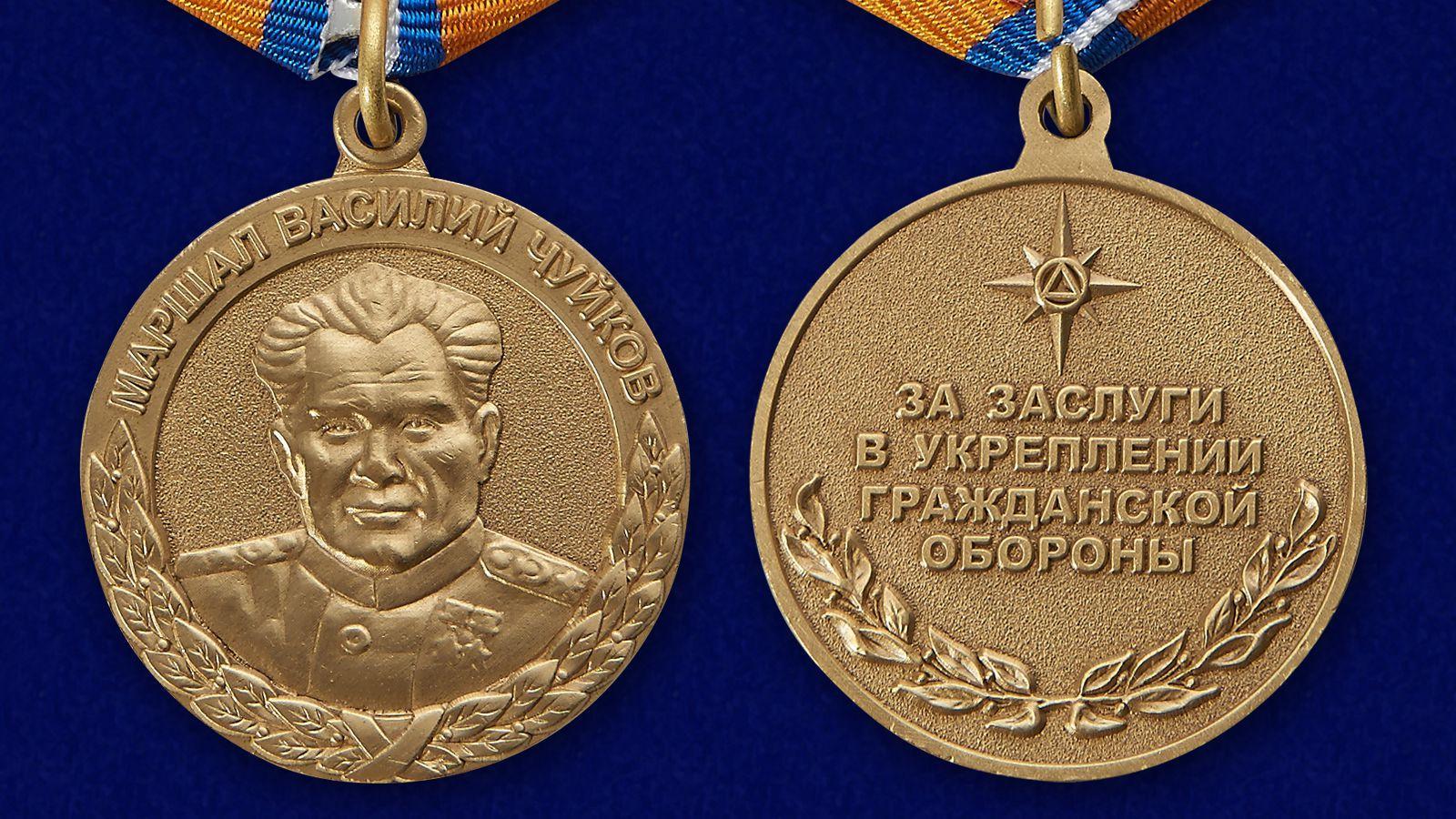Никто не забыт и ничто не забыто: 120 лет со дня рождения Василия Чуйкова