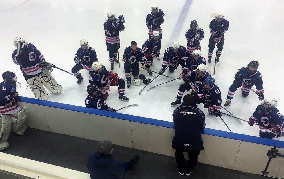 Хоккеисты из Сосенского в составе сборной Москвы одержали первую победу в Сочи. Фото: официальная страница СЦС в социальных сетях