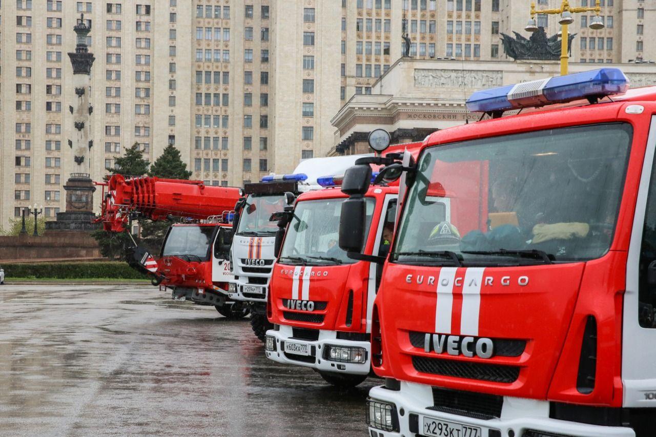 Итоги ДепартаментаГОЧСиПБМосквы за 2019 год:Сотни спасённых жизней!
