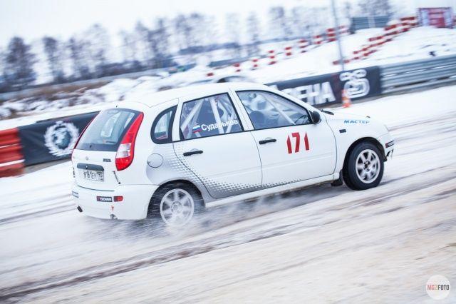 Первый этап Чемпионата Москвы по автомобильному кроссу состоялся в Щаповском