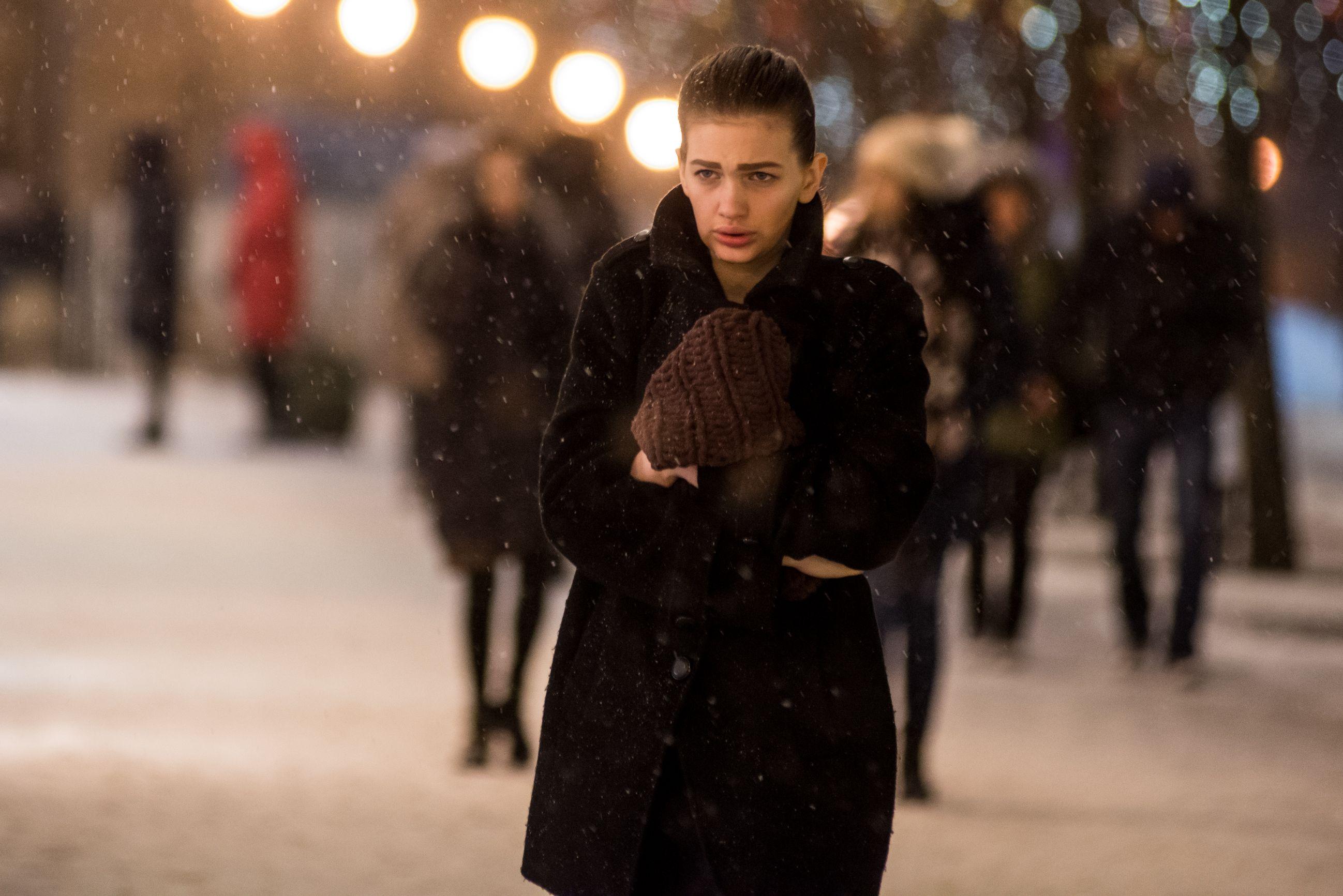 На смену оттепели в Москву придут морозы