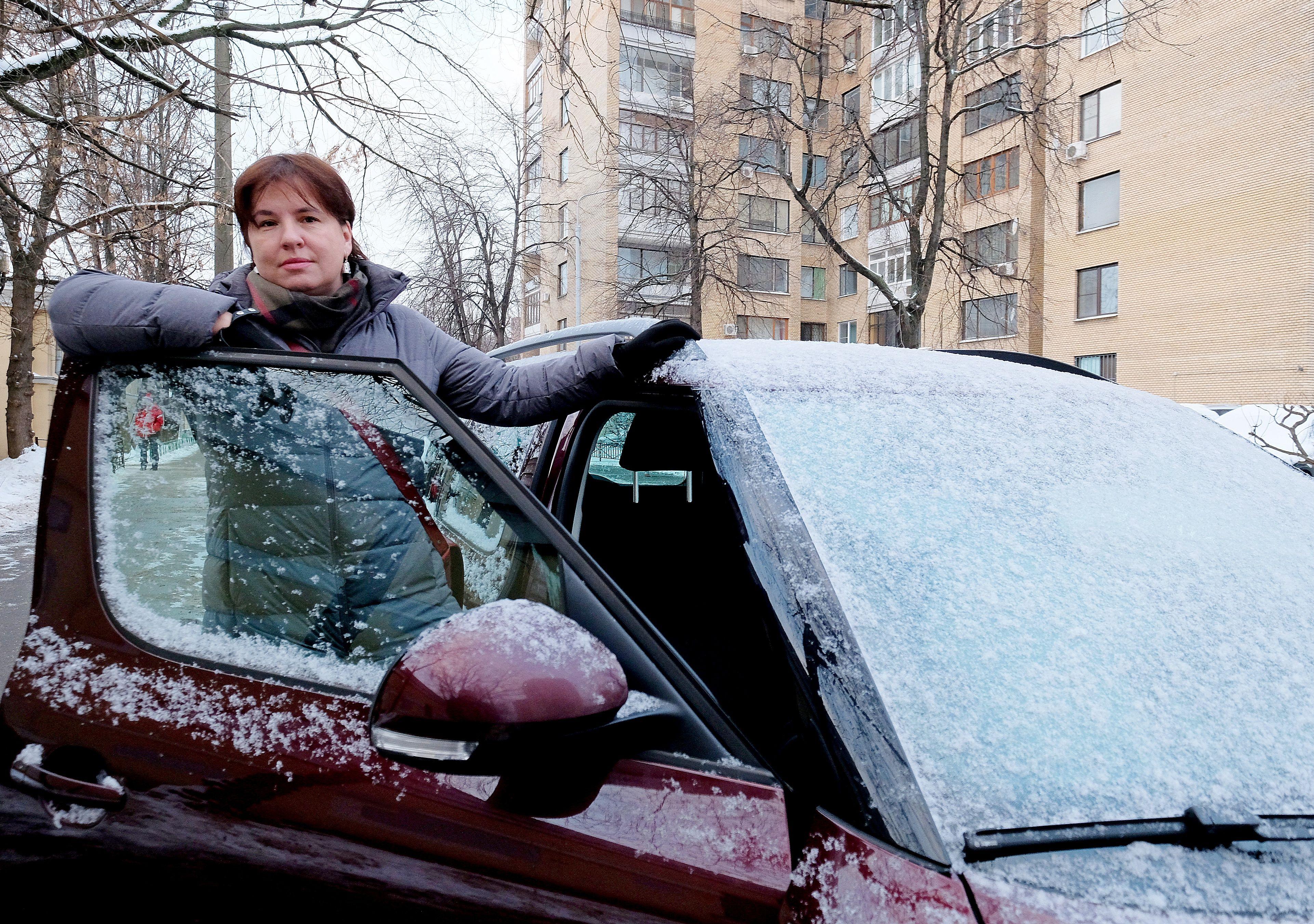 Москвичи подали более 12 тысяч заявок на резидентные парковки с начала года