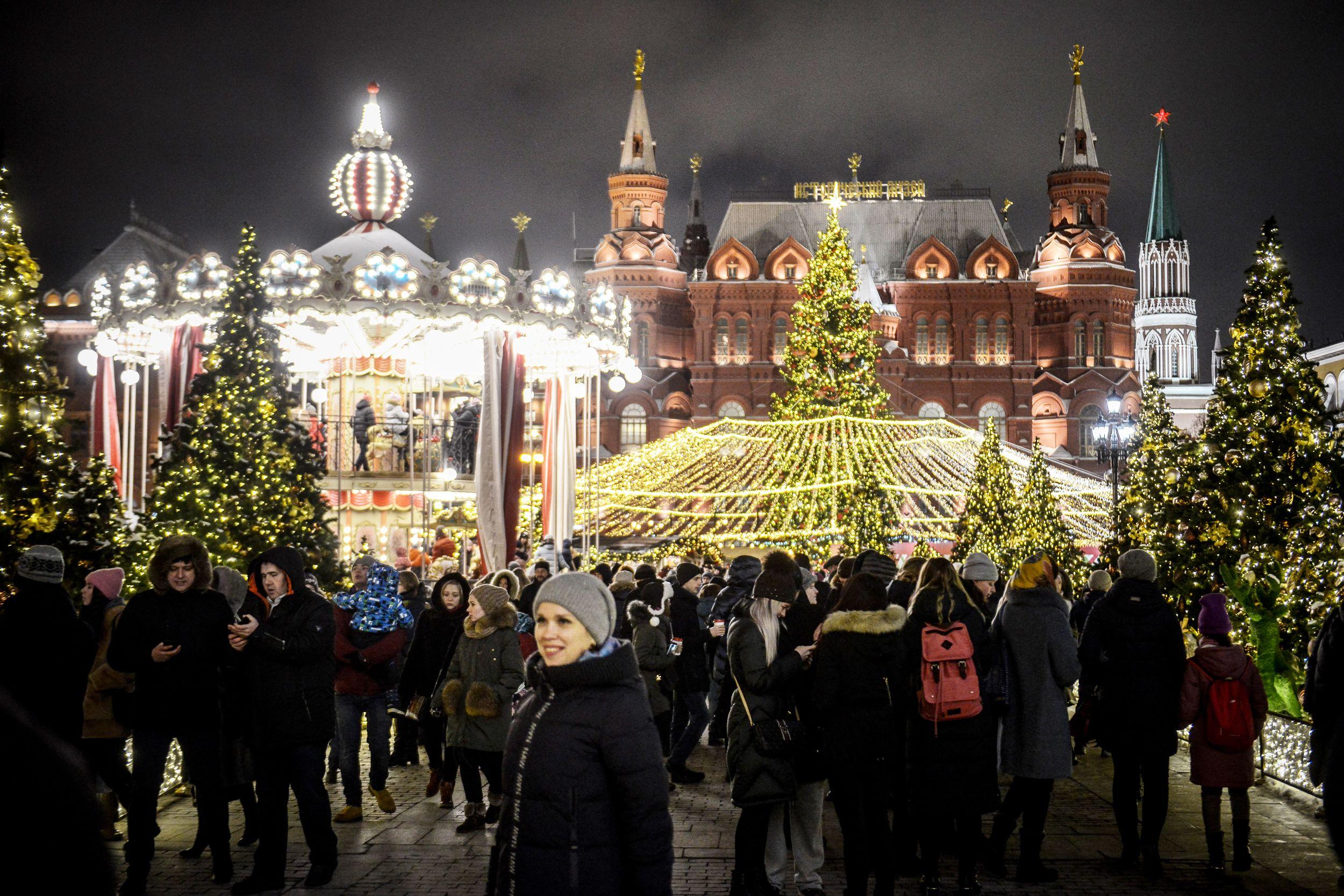 Более 26 миллионов человек стали гостями «Путешествия в Рождество»