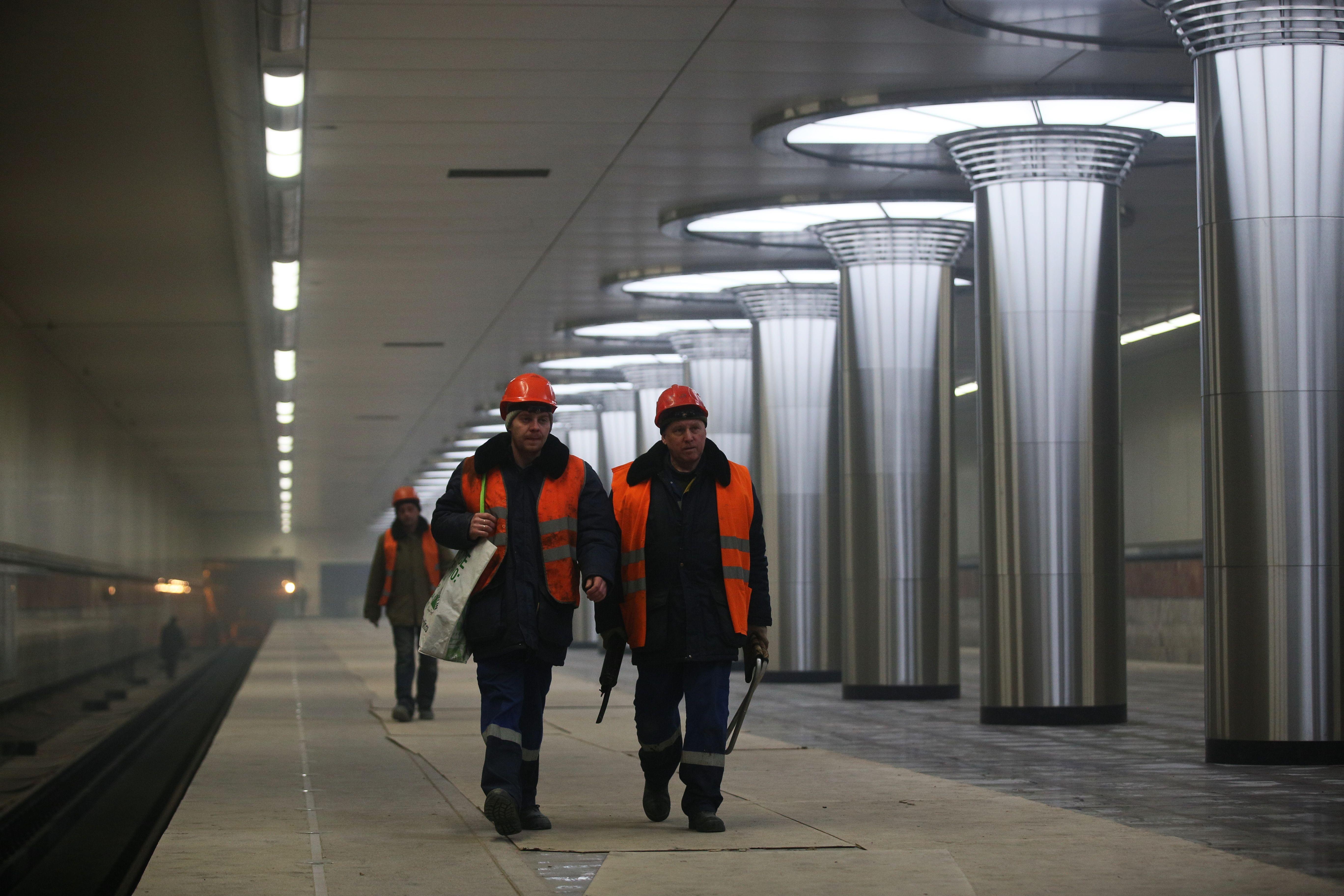 Москва может установить новый рекорд по прокладке тоннелей метро