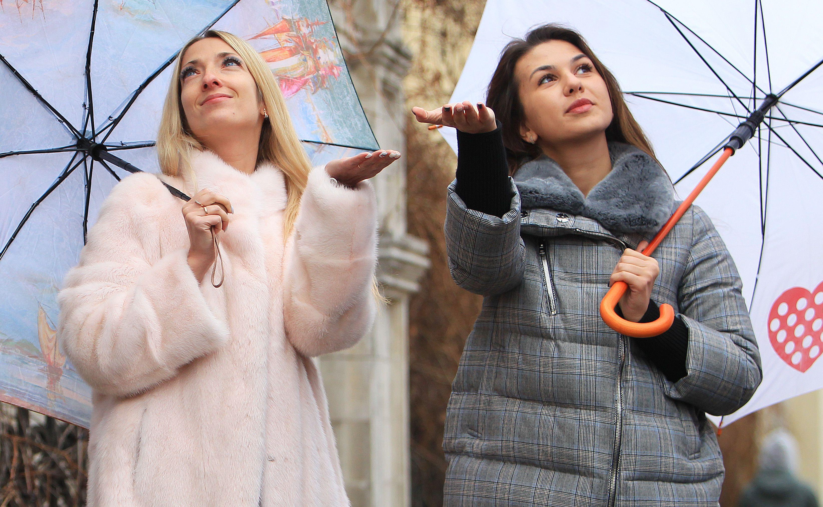 Москвичей предупредили о низком атмосферном давлении в понедельник