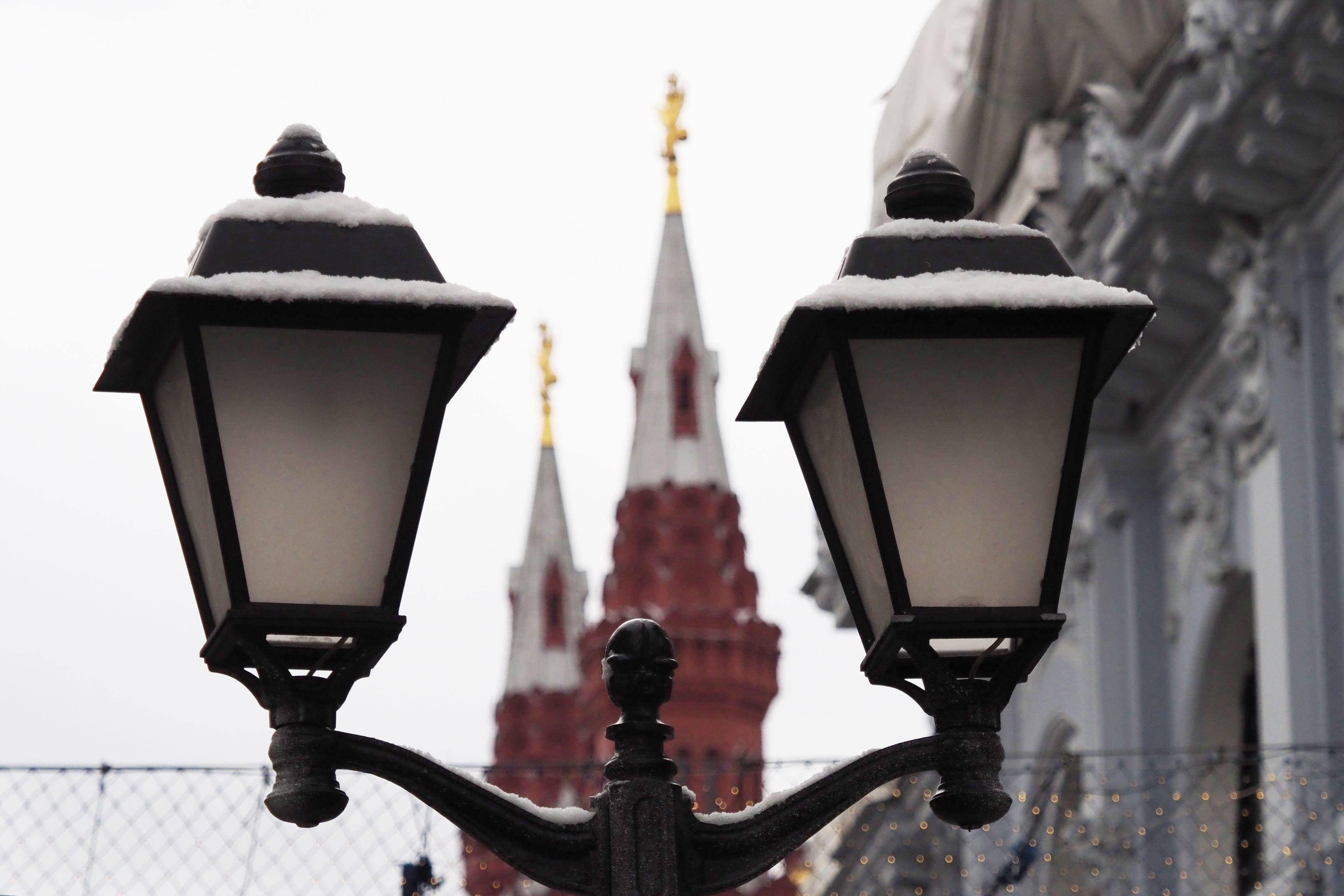Атмосферное давление рухнет во вторник в Москве